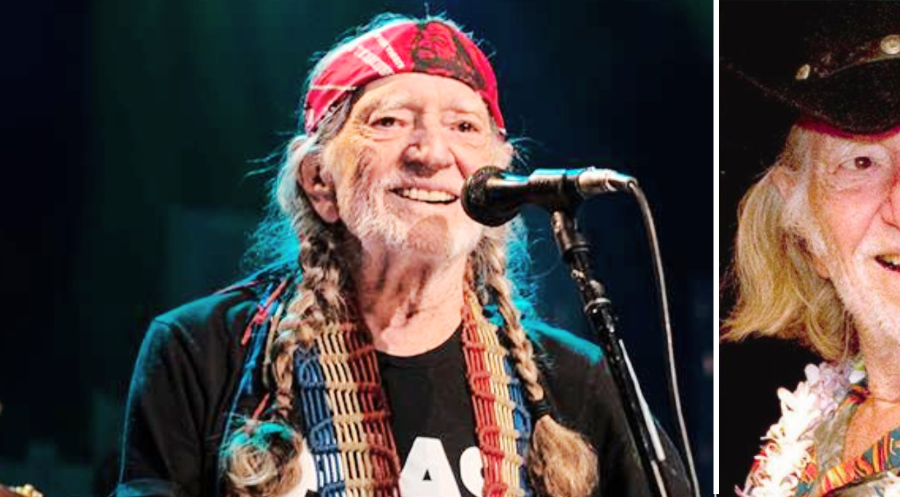 Remember When Willie Nelson Chopped Off His Signature