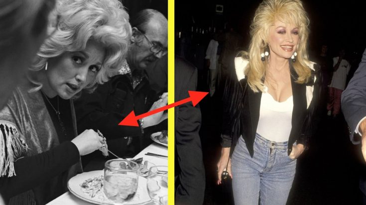 Dolly Parton Used Long Sleeves To Hide Her Secret Tats For Decades | Classic Country Music Videos