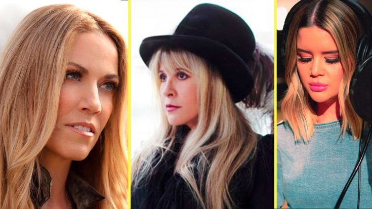 Sheryl Crow Enlists Stevie Nicks, Maren Morris For Powerful Anthem | Classic Country Music Videos