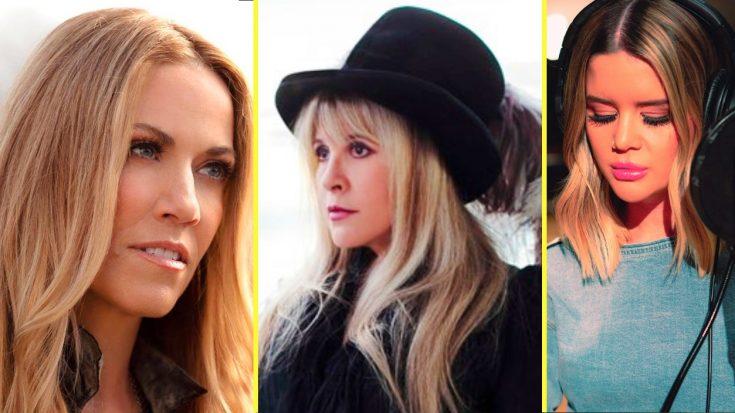 Sheryl Crow Enlists Stevie Nicks, Maren Morris For Powerful Anthem