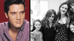 Lisa Marie Presley Shares Rare Photo Of Kids – Son Looks Exactly Like Elvis
