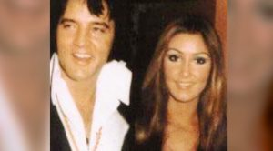 Elvis' Famous Ex-Girlfriend Shares Rare Photo With 'The King' & Lisa Marie