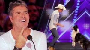 Dancing Dog Cuts 'Footloose' On AGT