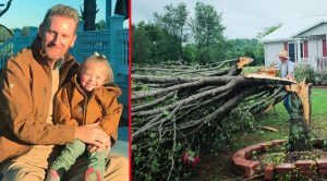 Rory Feek Reveals Farm He Shared With Late Wife Suffered Storm Damage