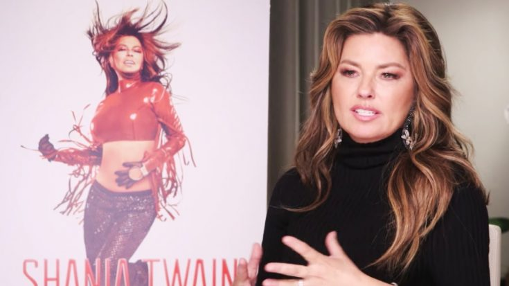Shania Twain Fights Back Tears Talking About Open Throat Surgery | Classic Country Music Videos