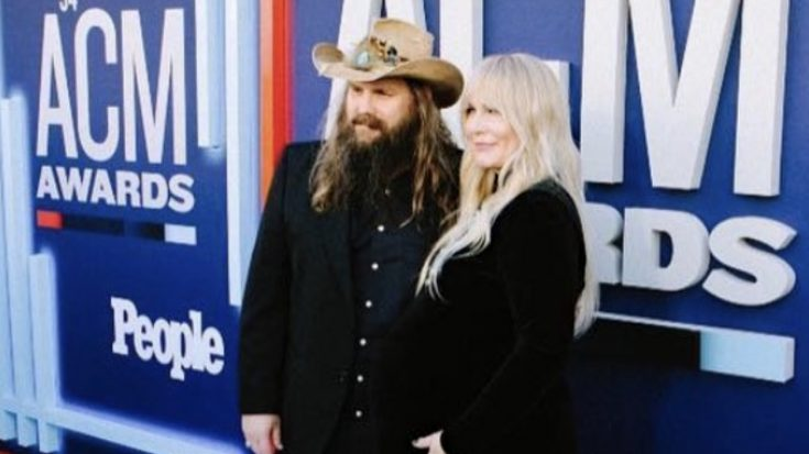 Chris Stapleton's Children Make Red Carpet Debut | Classic Country Music Videos