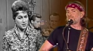 Patsy Cline Joins Willie Nelson For Remarkable 'Just A Closer Walk With Thee' Duet