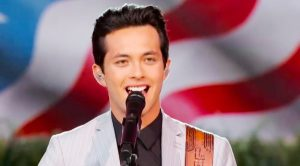 'Idol' Winner Laine Hardy Delivers 'Johnny B. Goode' To Celebrate 4th Of July