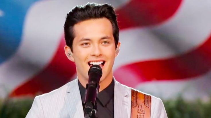 'Idol' Winner Laine Hardy Delivers Fiery 'Johnny B. Goode' To Celebrate 4th Of July | Classic Country Music Videos
