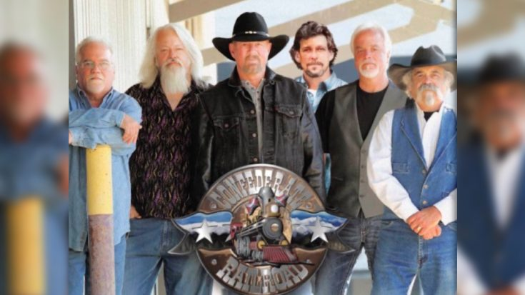 Confederate Railroad Dropped From Illinois Fair Lineup Because of Their Name | Classic Country Music Videos