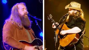 Chris Stapleton Look-Alike Wows 'AGT' Crowd With Original Song