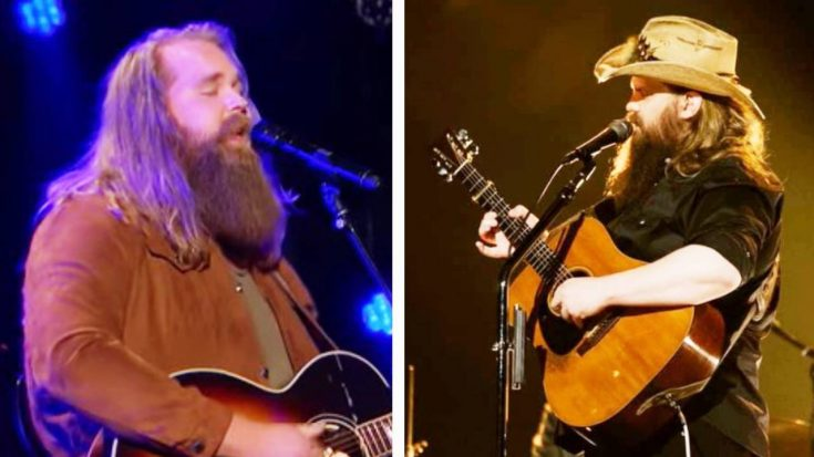Chris Stapleton Look-Alike Wows 'AGT' Crowd With Original Song | Classic Country Music Videos