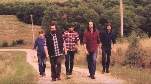 Home Free Creates A Cappella Cover Of John Denver's 'Take Me Home, Country Roads'