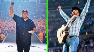 Country Powerhouse Luke Combs Ties Garth Brooks' Extraordinary Record