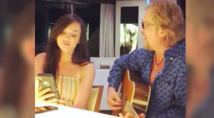 Travis Tritt & Daughter Duet On 'Don't Cry, Joni' By Conway Twitty & His Daughter