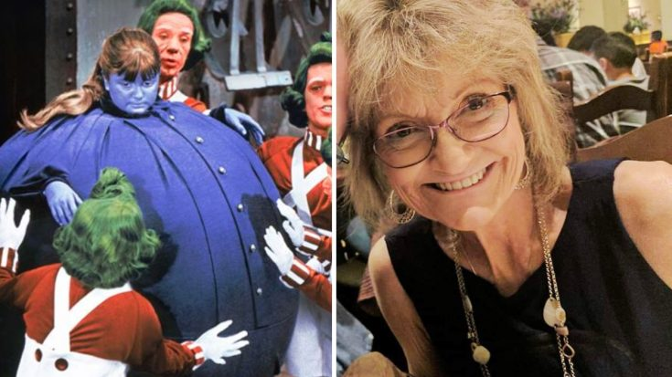 Woman Who Played Violet In 'Willy Wonka' Passes Away At 62 | Classic Country Music Videos