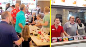 Worship Group Surprises Chick-Fil-A Patrons & Employees With Gorgeous Performance