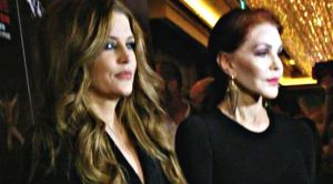 Judge Slaps Down Lisa Marie's Ex-Manager & His Demands For Bank Records