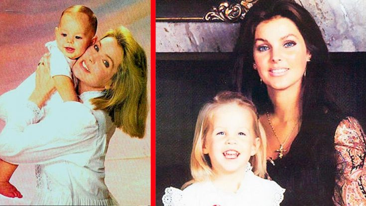 Priscilla Presley Gave Birth To Another Child After Lisa Marie | Classic Country Music Videos