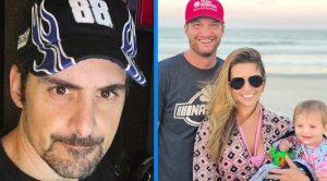 Brad Paisley Sends Prayers To Dale Earnhardt Jr. & Family Following Plane Crash