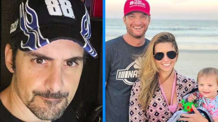 Brad Paisley Sends Prayers To Dale Earnhardt Jr. & Family Following Plane Crash | Classic Country Music Videos