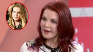 Priscilla Presley Is Asked How Lisa Marie Is Doing Amid Nasty Divorce And Custody Battle