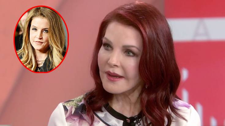 Priscilla Says That Lisa Marie Is Well Amid Divorce Custody