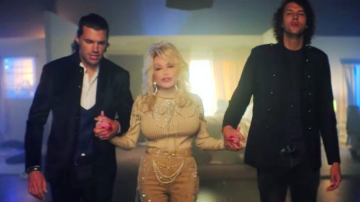 Dolly Parton Unites With Christian Band for KING & COUNTRY On Remix Of 'God Only Knows' | Classic Country Music Videos
