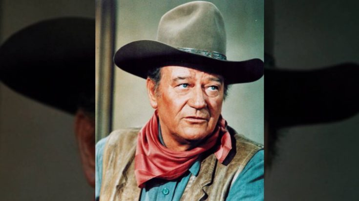 John Wayne Has Three Sons…And They All Look Just Like Him