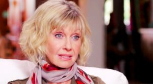 With Slim Chance Of Cure, Olivia Newton-John Shares Feelings About Cancer Diagnosis