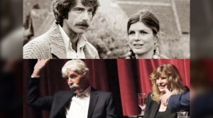 Sam Elliot And Wife Of 35 Years Celebrate First Film Together – 50 Years Later