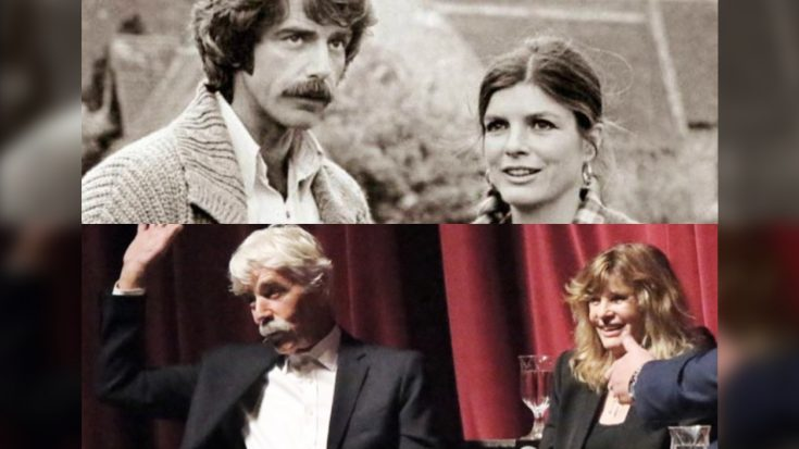 Sam Elliot And Wife Of 35 Years Celebrate First Film Together – 50 Years Later | Classic Country Music Videos