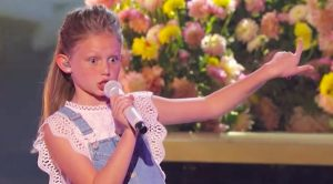 13-Year-Old Appears On AGT To Sing Cover Of John Anderson's 'Swingin""