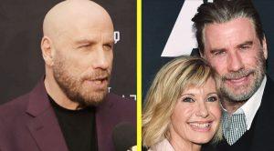 John Travolta Speaks Out About Olivia Newton-John's Cancer Battle