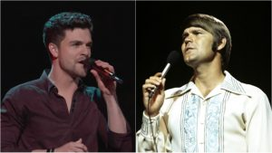 """'Voice' Coaches Debate What's Country After Contestant Sings Glen Campbell's """"Galveston"""""""