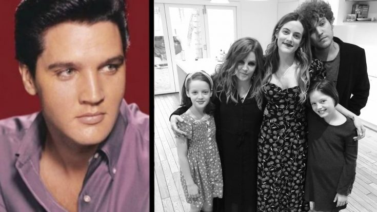 Lisa Marie Presley Shares Photo Of Her Kids – Son Benjamin Looks Like Elvis | Classic Country Music Videos