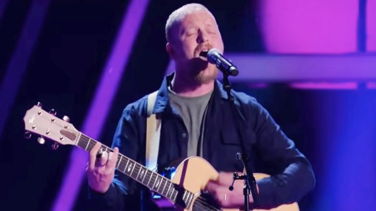 American Singer Turns All 4 Chairs In 'Tennessee Whiskey' Audition For 'The Voice Of Germany' | Classic Country Music Videos