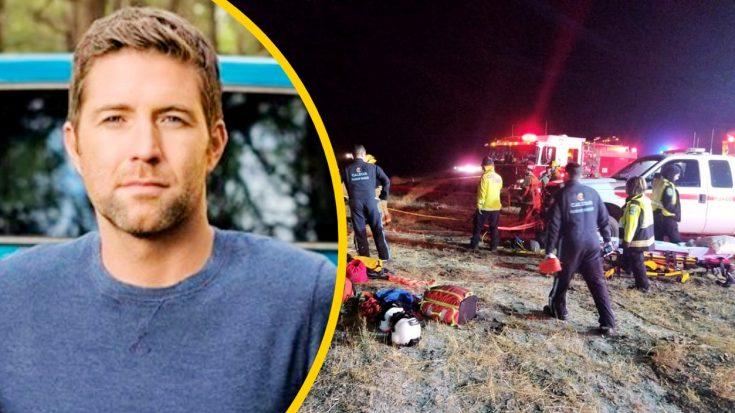 Names Of Josh Turner's 7 Injured Crew Members Released