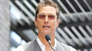 Matthew McConaughey is Now a Professor at University of Texas
