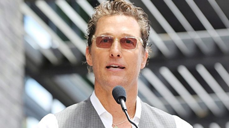 Matthew McConaughey is Now a Professor at University of Texas | Classic Country Music Videos