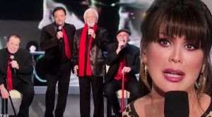Osmond Bros Sing For Last Time Ever…To Honor Marie's Birthday