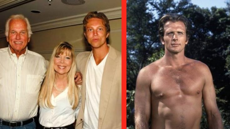 """""""Tarzan"""" Actor Ron Ely's Son Unarmed When Shot By Police After Stabbing His Mom To Death 