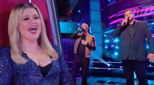 'Always On My Mind' Battle On 'The Voice' – Kelly Says They Did It 'Perfectly'