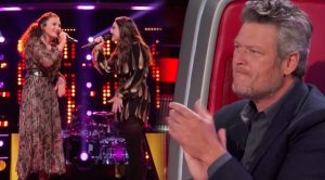 'Country Roads' 'Voice' Battle Praised By Coaches – 'Such A Pretty Rendition' Said Gwen