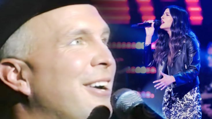 'Voice' Singer Gets 2-Chair Turn With 'To Make You Feel My Love' | Classic Country Music Videos