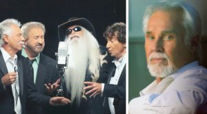 Kenny Rogers Shares First New Song In 4 Years & It Features The Oak Ridge Boys