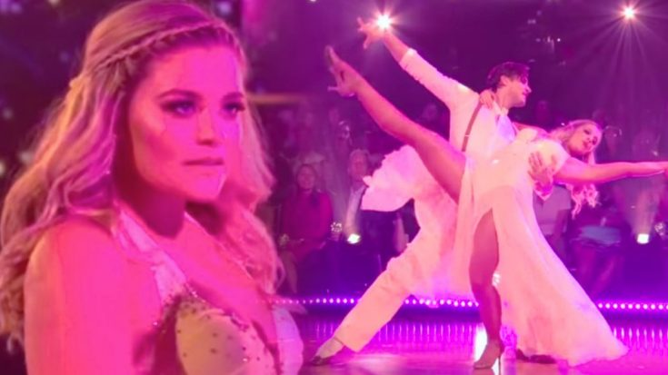 'Jolene' Foxtrot Earns Lauren Alaina 32 Points, Ties Her For Night's Top Score On DWTS | Classic Country Music Videos