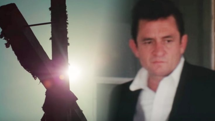 Johnny Cash Calls His Old Self 'A Bag Of Bones' In Movie Trailer Documenting His Struggles