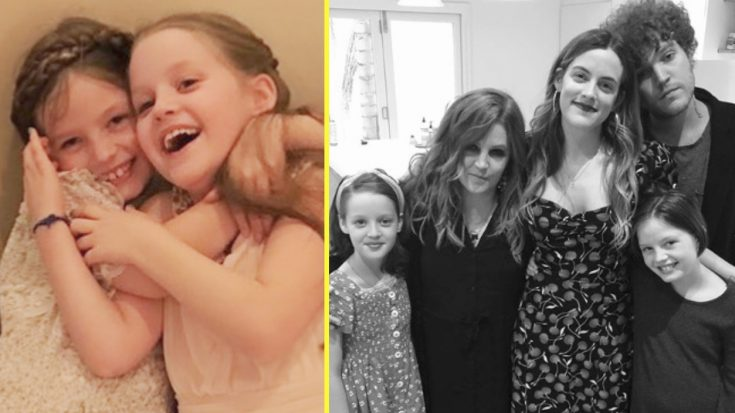 Priscilla Presley Writes Birthday Message To Lisa Marie's Twin Daughters | Classic Country Music Videos