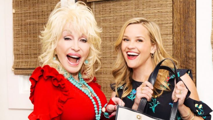 Reese Witherspoon Is A Celebrity Dolly Parton Would Like To Play Her In A Film